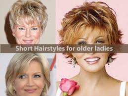 Hair Style For Older Women short hairstyles for older ladies hairstyle for women 4071 by wearticles.com