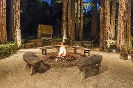 Summer Luxury Fabulous Outdoor Fire Pits Leverage