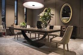 15 modern dining tables from top luxury furniture brands hugues chevalier dining table