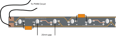 1w led driver circuit diagram the wiring diagram 40 watt led emergency tubelight circuit using 1 watt 350 ma leds circuit diagram