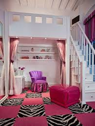 Fete12 Colorful Girls Rooms Design U0026 Decorating Ideas (44 Pictures)