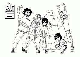 Big Hero 6 Coloring Pages Google Search Busy Books For The Beach
