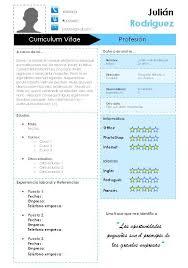 Formatos De Curriculum Vitae En Word Gratis Plantilla Curriculum Vitae Word 2007 Gratis