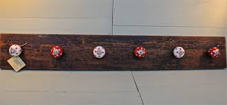 Decorative Wall Mounted Coat Rack Best Coat Hook Wall Mounted With Simply Red Mahogany Wood Coat Hooks