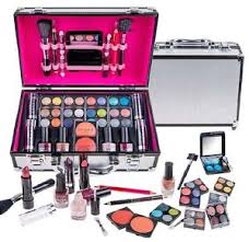 image is loading shany professional elegant makeup kit all in one