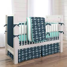 boy per sets crib cant go wrong with a classical nautical theme navy anchors bedding target