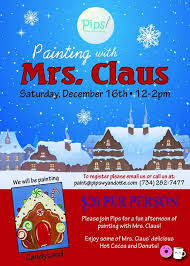december 16 2017 12 00 pm to 2 00 pm at pips wyandotte