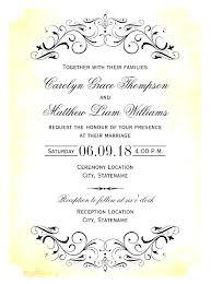 Muslim Wedding Invitation Template Theredteadetox Co