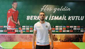 Son dakika | Alanyaspor Berkan Kutlu transferini açıkladı - Alanyaspor  Haberleri - Spor