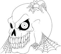 Scary Coloring Sheets Caseyconnellyme