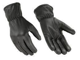 men s unlined technaline leather basic seamless riding gloves water resistant m bsrg
