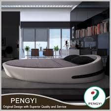 Modern Big Round Bed - Buy Round Bed,Modern Bed,Round Bed On Sale Product  on Alibaba.com
