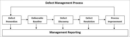Defect Management Process Flow Chart Defect Management Process How To Manage A Defect Effectively