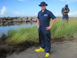 Marine Science Technician Oil Spill Update From The Field Hurricane Alex Mangles Boom