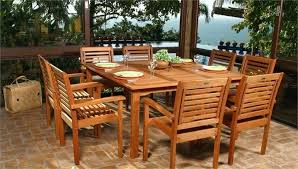 square patio table for 8 8 person outdoor dining table throughout 8 person outdoor dining set