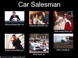 Sales: 'What People Think I Do/What I Actually Do' Meme for ... via Relatably.com