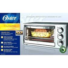 extra large countertop convection oven slice digital toaster oster capacity with
