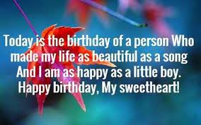 Beautiful Quotes For Her Birthday Best Of 24 Best Birthday Love Wishes Lovequotesmessages