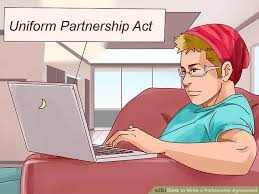How To Write A Partnership Agreement (With Pictures) - Wikihow