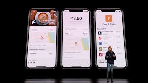 It first appeared in the iphone 8, iphone 8 plus, and iphone x which were introduced on september 12, 2017. Apple Will Add Its Own Credit Card Apple Card To Apple Pay