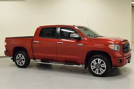 New 2018 Toyota Tundra For Sale in Amarillo, TX | #18890
