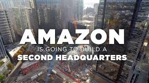 Image result for photos of the amazon headquarters bid