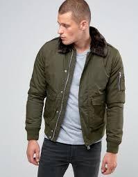 schott air er jacket faux fur collar khaki men schott cargo pants black uk