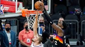 Suns vs Clippers | NBA PLAYOFFS 2021: Ayton soars for last second  alley-oop, Suns beat Clippers