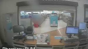 Walgreens Deer Park Tx Surveillance Video Shows Walgreens Armed Robbery