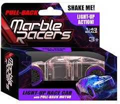 Light Up Marble Racer