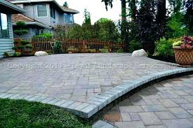 pavers on concrete over concrete over concrete porch concrete patio concrete patio patio installation over pavers on concrete the