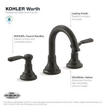 kohler worth faucet