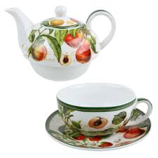 Gift For Kitchen Tea Classic Tea For One By Leonardo Fruit Garden Ochard Handy Kitchen