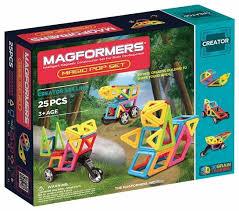 <b>Магнитный конструктор Magformers</b> Creator 63130 Популярное ...