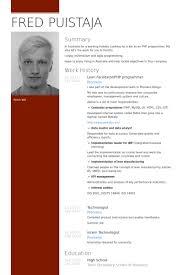 Facilitator Resume Samples Visualcv Resume Samples Database