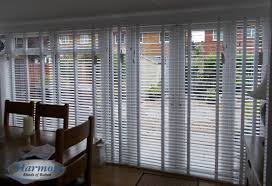 venetian blinds for patio doors. Perfect Doors White Wooden Blinds With Tapes Covering Patio Doors In Venetian For D