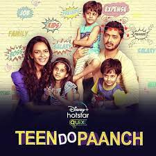 Teen Do Paanch (Hotstar) Web Series Cast & Crew, Release Date, Actors, Wiki  & More
