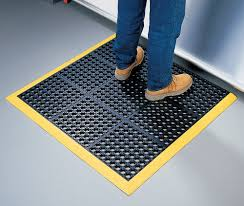 Kitchen Fatigue Floor Mat Drain Top Anti Fatigue Mats