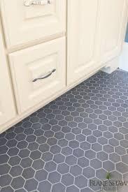 enchanting hex tiles for bathroom floors with best 25 hexagon floor tile ideas on hexagon