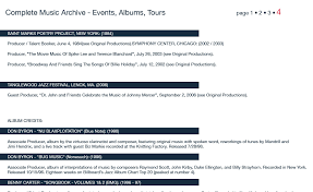 Complete Music Archive