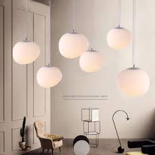 glass ball pendant lighting. Image Is Loading Nordic-Globe-Pendant-Lights-E27-Led-White-Glass- Glass Ball Pendant Lighting