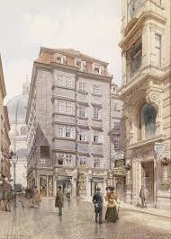 File:Richard Moser Wien Tuchgeschäft Albert Hardt Freisingergasse ...