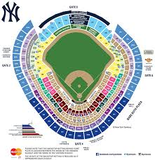 Tampa Yankees Stadium Seating Chart 59 Expository Citi Field Seating Chart Soccer Game