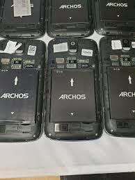 Joblot of 18phones Archos 50 Titanium ...