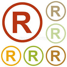 Registered Symbol Trademark Stock Pictures Royalty Free Registered
