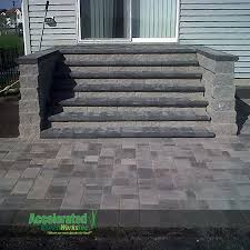 diy backyard paver ideas awesome 36 best block and paver design ideas images on of