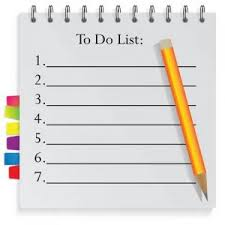 How To Make A Simple To Do List We Care Online Classes