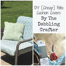 chair cushion pattern new diy patio furniture cushions images of 15 covers