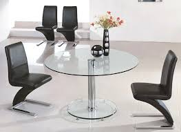 round glass table with 4 chairs large round glass dining table best dining table ideas round glass table and 4 chairs