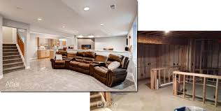 basement remodels before and after. 2740-vine-st-before-after-basement Basement Remodels Before And After R